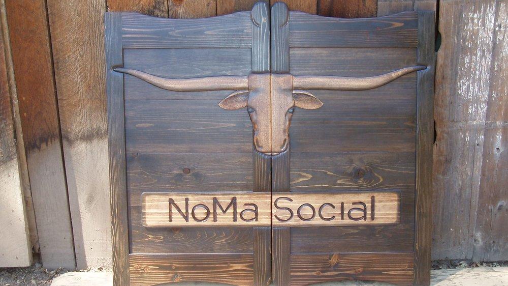 western saloon doors with longhorn_noma social.jpg & Western Saloon Doors u2014 Western Art u0026 Saloon Doors | Bunkhouse Art ...