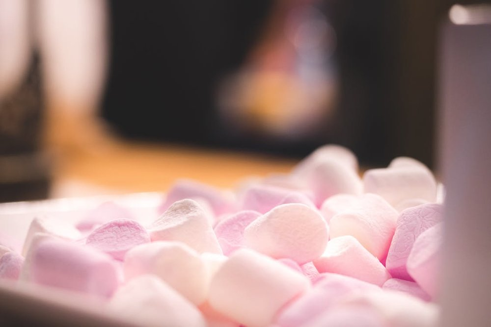 If you're an academic, you're probably still waiting for your second marshmallow. I'm kidding! (I'm not kidding)
