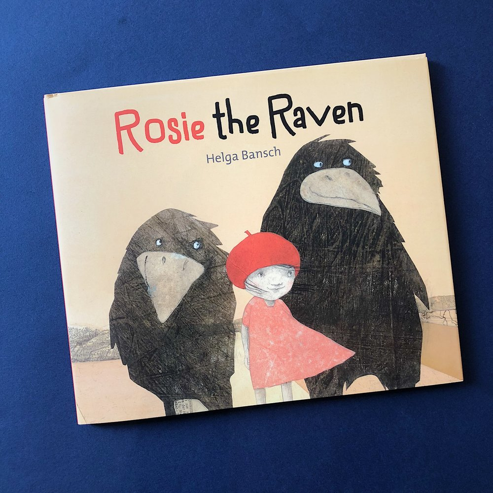 Rosie the Raven - A story about realizing it is okay to be different than everyone else.