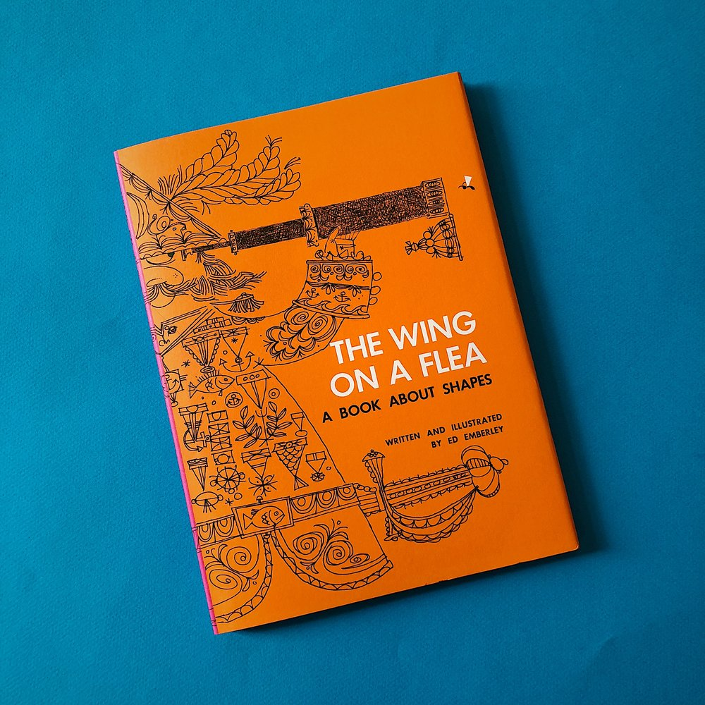 The Wing on a Flea - A story about how shapes make up everything we see in our daily lives.