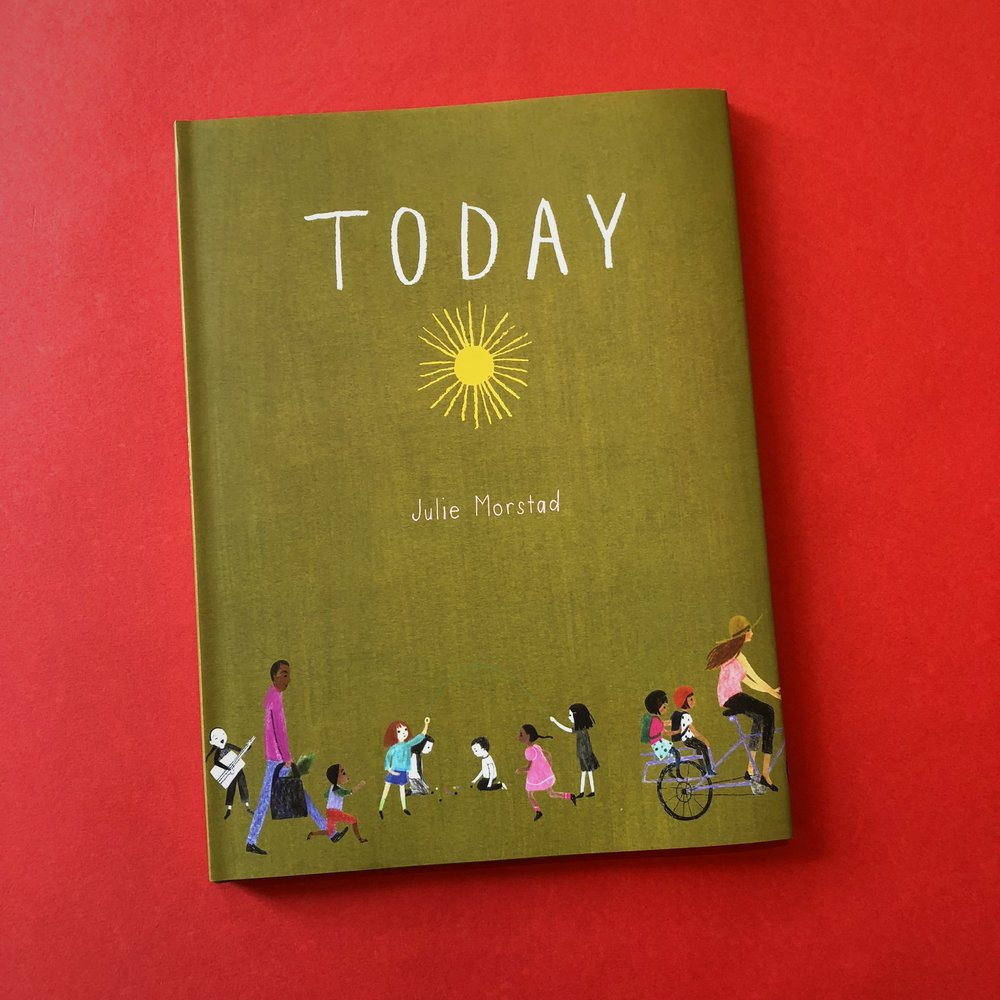 Today - A story of a day in ones life that offers a little something for everyone.