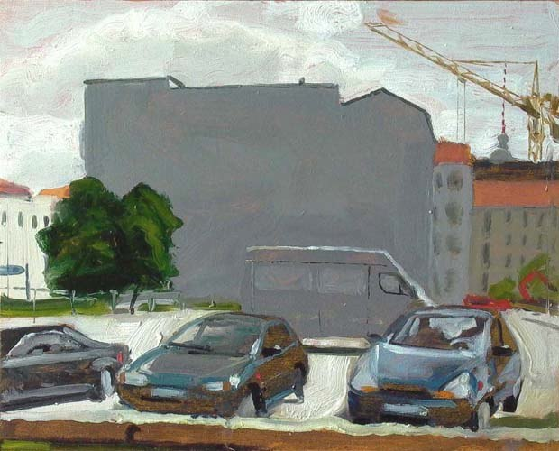Berlin, 2001-2005