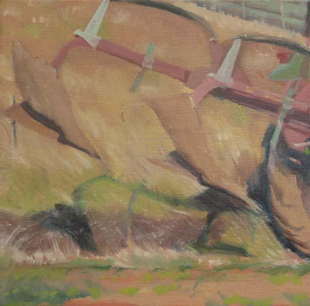 plowing, 2008