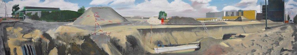«Mühlenstrasse», 2005