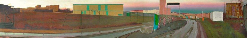 at dusk, 2003