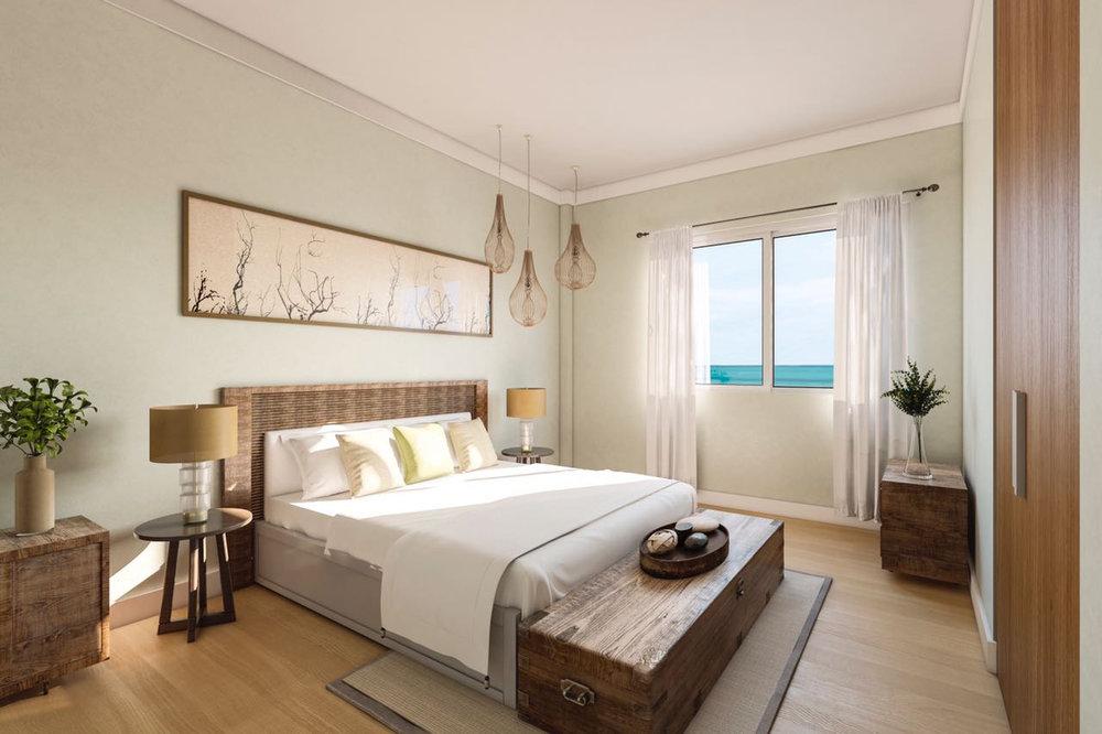 2BR/2BTH Bedroom