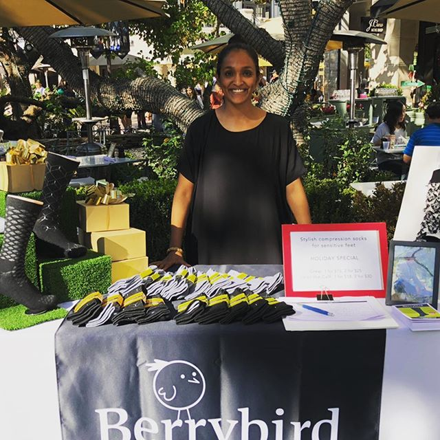 #Berrybird is at all the holiday markets! #thegrove