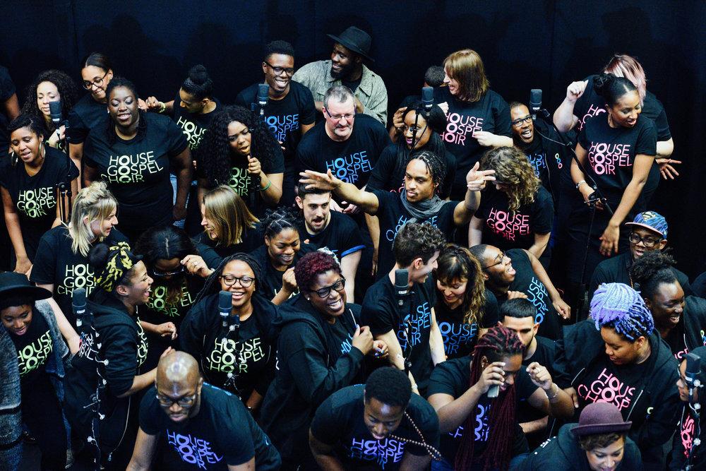 - house gospel choir