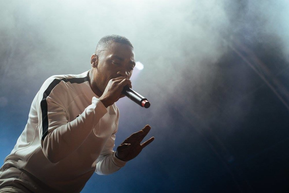 Wiley closing the main stage in style at S&C 2017