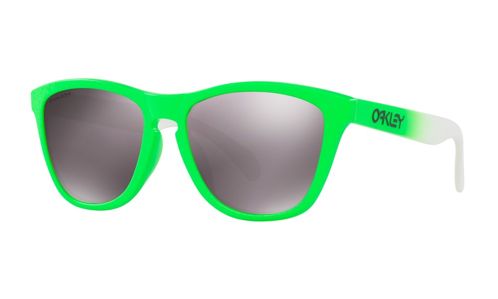 FROGSKINS™ PRIZM™ DAILY POLARIZED GREEN FADE EDITION