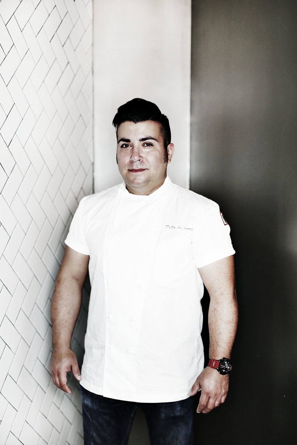 Chef Phillip L. Lopez - Chef Phillip L. Lopez is the Executive Chef, Creative Director and Owner of Rebel Restaurant Group