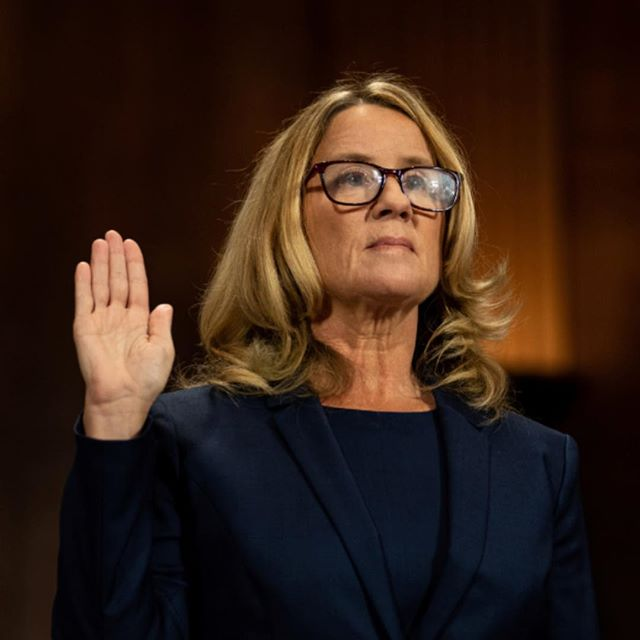 One day, I will live in a country that does not knowingly elect accused or self admitted sex offenders to the highest political positions in the land. Today is not that day, nor was Nov. 8th, 2016. I am unbelievably saddened that our political parties continue to put partisan agendas above doing what is right. #webelievesurvivors #webelievechristine #metoo #ibelieveher #dumptrump