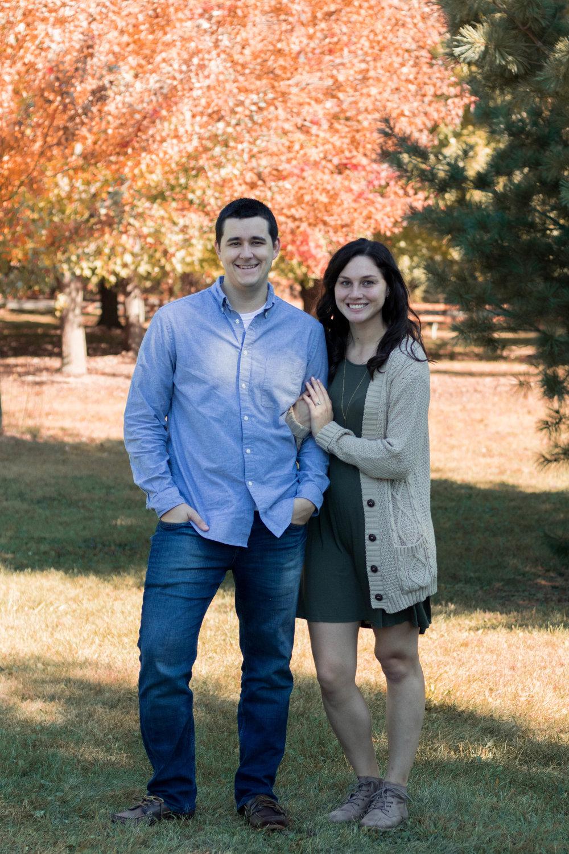 Megan and Ryan -