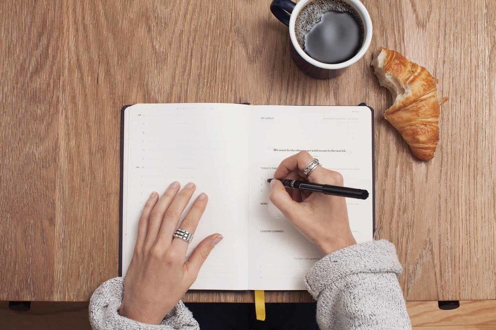 Using writing to deal with procrastination