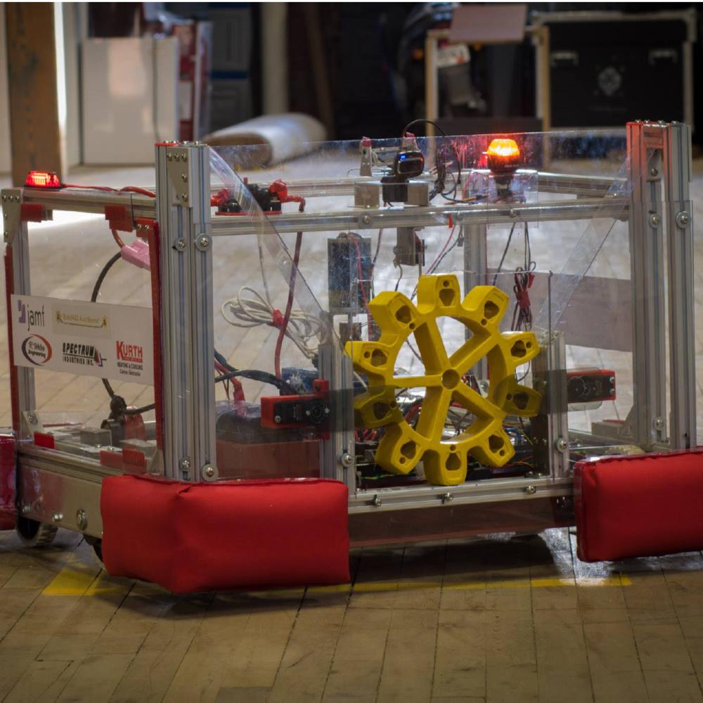 2017 FIRST Robotics
