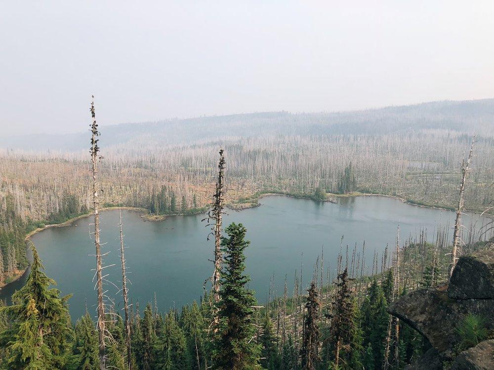view of wasco lake