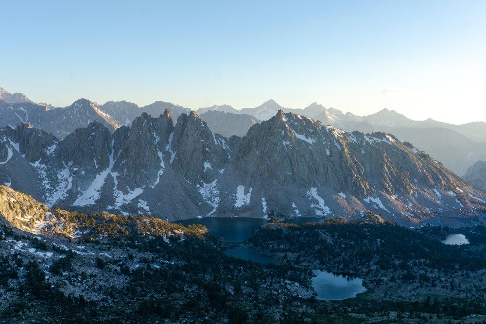Pacific Crest Trail - The Sierra