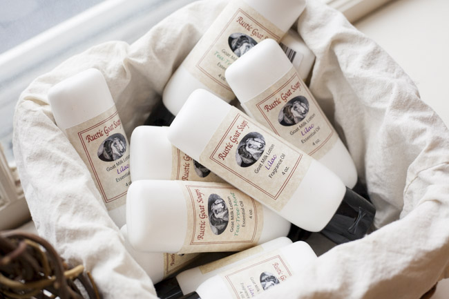 The Rustic Goat | Soaps & Lotions $6-9