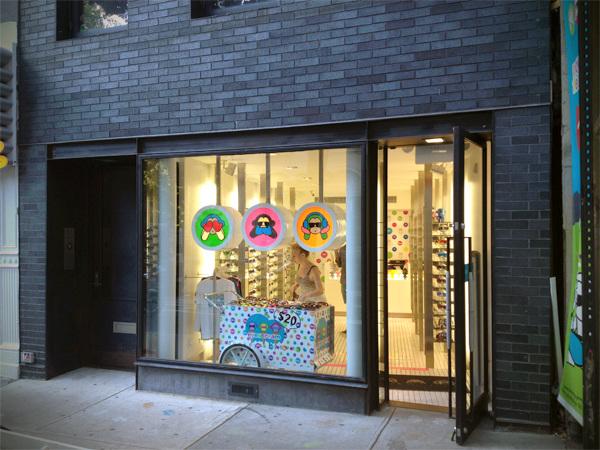 Spring Street Residence - Storefront