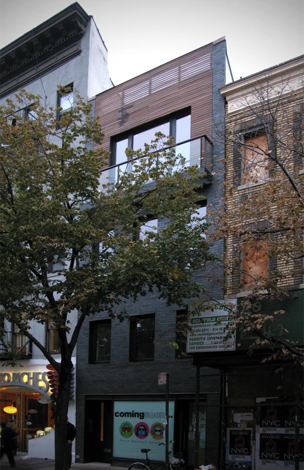 Spring Street Residence