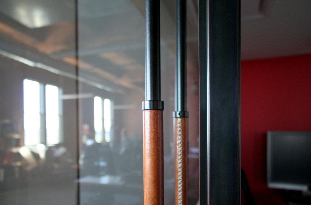 Steel & Glass Sliding Doors