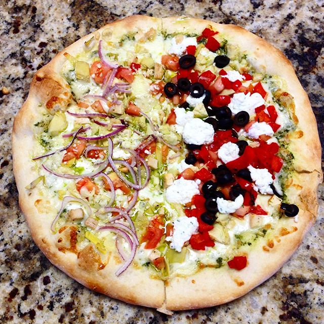 Made per customer request! #brooklynjoespizza #milton #pizza #pizzaoftheday