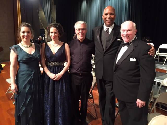 Mendelssohn's Elijah - May 13, 2017Bethany Worrell, soprano soloistHeritage ChoraleJohn Finney, conductorKeefe Technical High School750 Winter Street, Framingham, MA