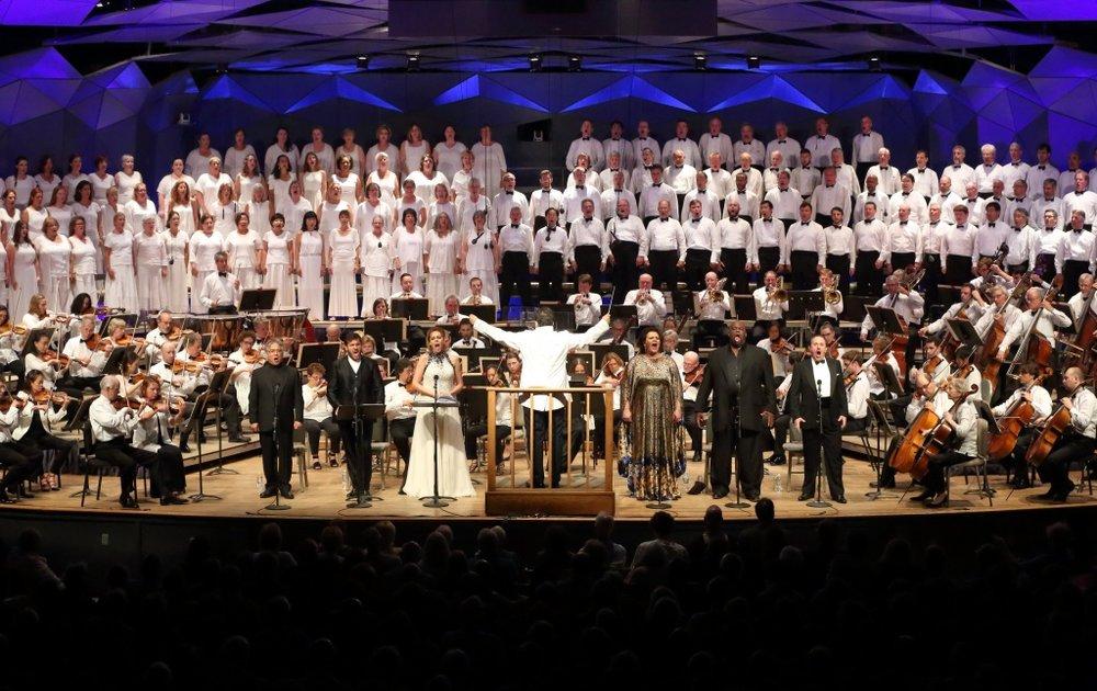 Verdi's Aida - August 20, 2016 at 8:00 PMHigh PriestessBoston Symphony OrchestraAndris Nelsons, conductorJames Burton, chorus-masterKoussevitzky Music Shed, TanglewoodLenox, MA