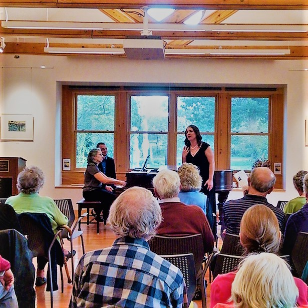 Music at the mansion: Parlor Performances  - April 13, 2018 at 6:30 PMMusic Street MusiciansBethany Worrell, sopranoDiane Katzenberg Braun, pianoThe Ayer Mansion395 Commonwealth Avenue, Boston, MATo reserve tickets, click here.