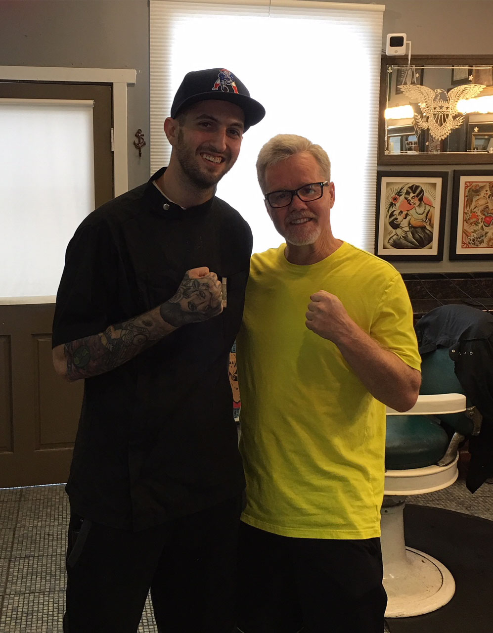 Freddie Roach - Manny Pacquiao's Trainer