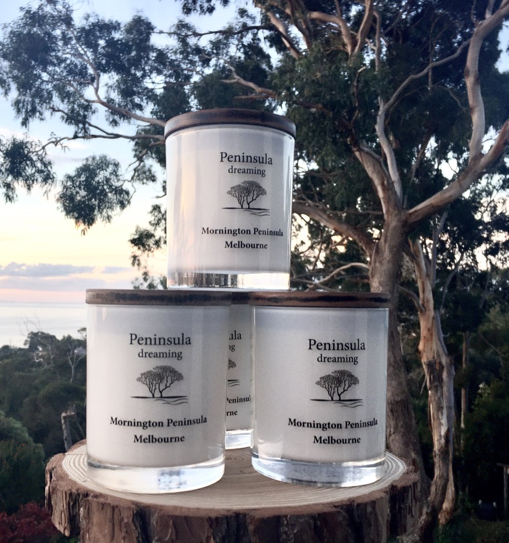 Mornington Peninsula Candles - Reclaimed Collection by Peninsula Dreaming