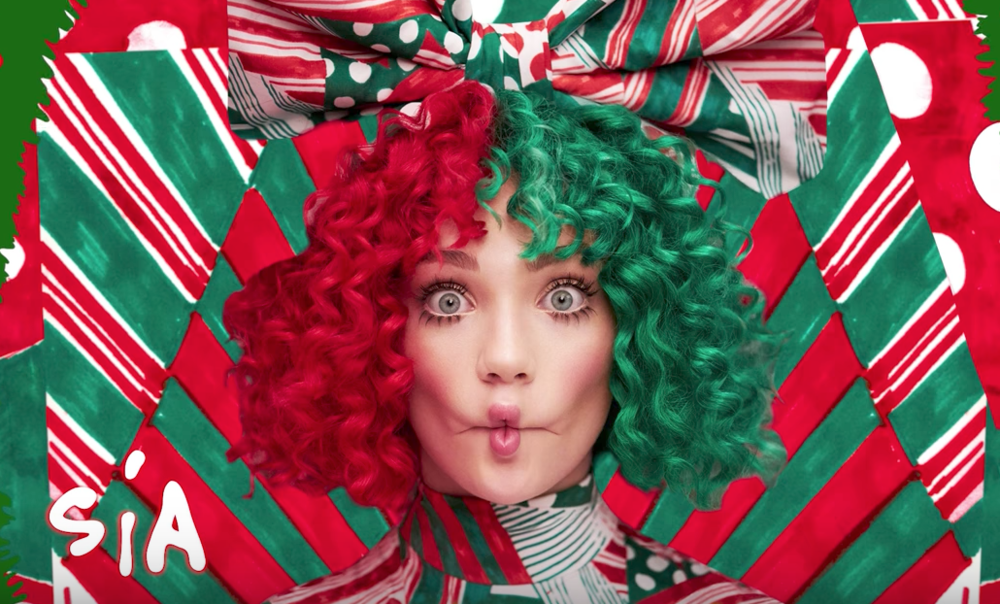Sia Christmas.Album Review Sia S Everyday Is Christmas Is The Anti