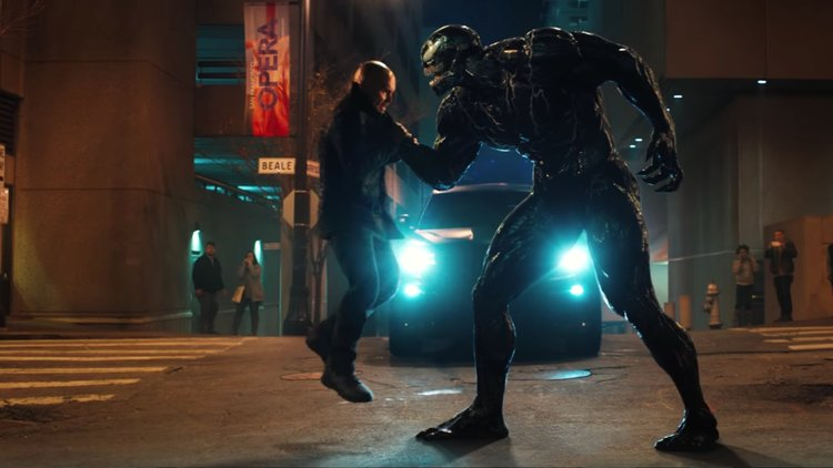 The Spotlight: 'Venom' drops a confusing new trailer, FOX is