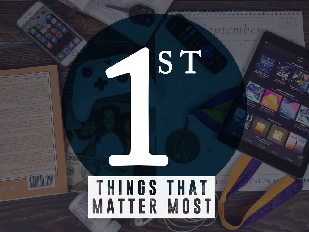 1st - Things That Matter Most TITLE 1.jpg