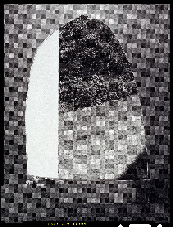 "Christian Vogt, ""Augustine, 1980"""