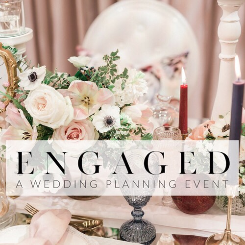 YYC Giveaway! 💍🥂 This one is for brides and grooms to be. We will be at @engagedweddingshow Saturday, February 24th as a vendor and we are giving away TWO daytime tickets to the show for any time slot! - To enter, tag your future hubby or wifey, like this photo and follow @engagedweddingshow. For extra entries tag your bridal party or engaged friends 🙋🌸 We'll randomly select a winner this Wednesday!⏱