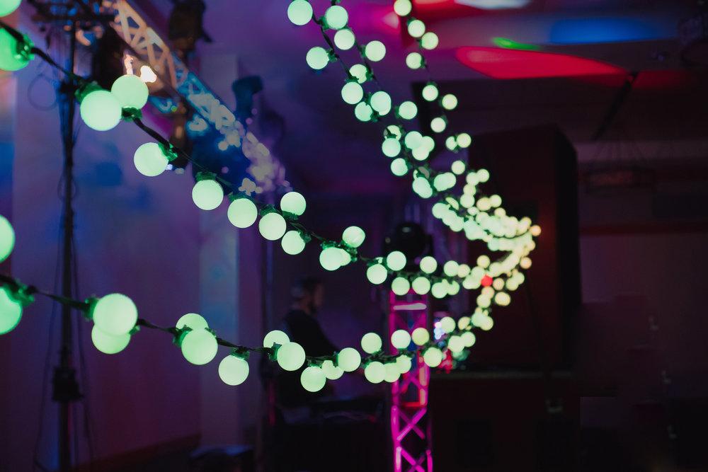 Solving problems for lighting designers through ingenuity