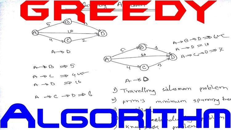 Greedy Algorithm And Dynamic Programming