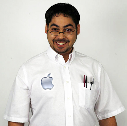 Apple Geek Laz
