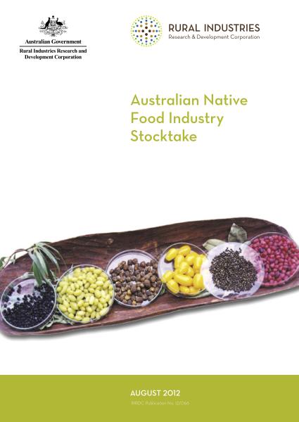 Australian Native Food Industry Stocktake