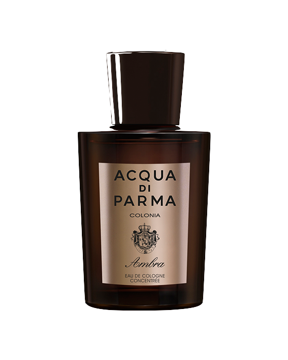 Ambra - The zesty citrus top notes of orange and bergamot evolves into a warm heart with cedar wood, rose and patchouli.Sublimated by the perfect harmony of Ambergris with sandalwood, warmed by the soft accents of vanilla.