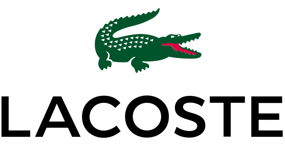 Lacoste - This French brand has been around since 1933 and they have been successful ever since. Know for their sports line existing out of everything from polo shirts to jackets and shoes they have it all.