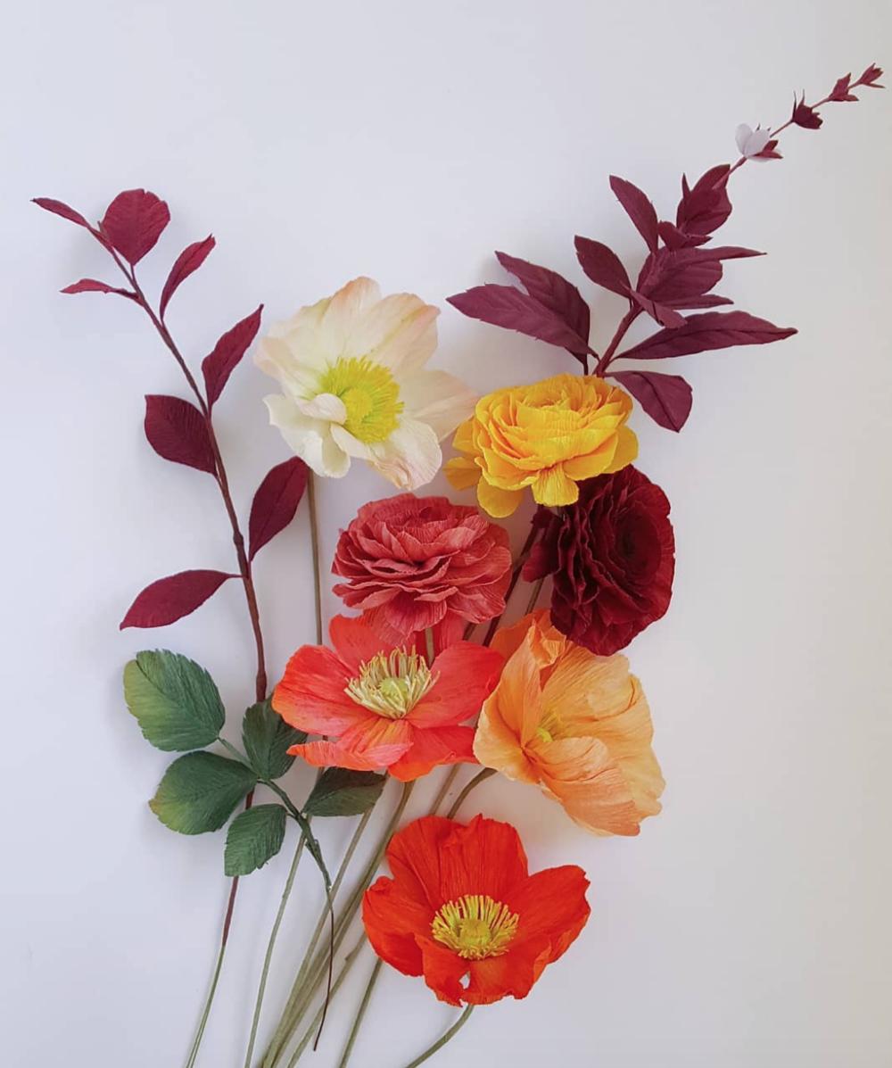 paper florist lynn dolan