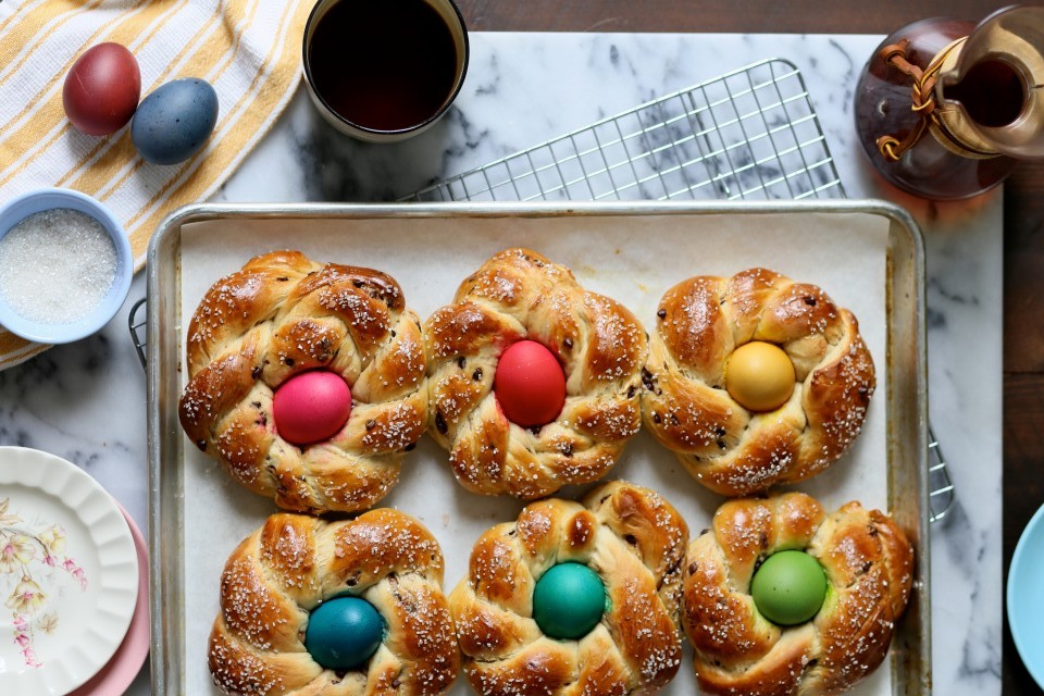 Italian easter bread joy the baker