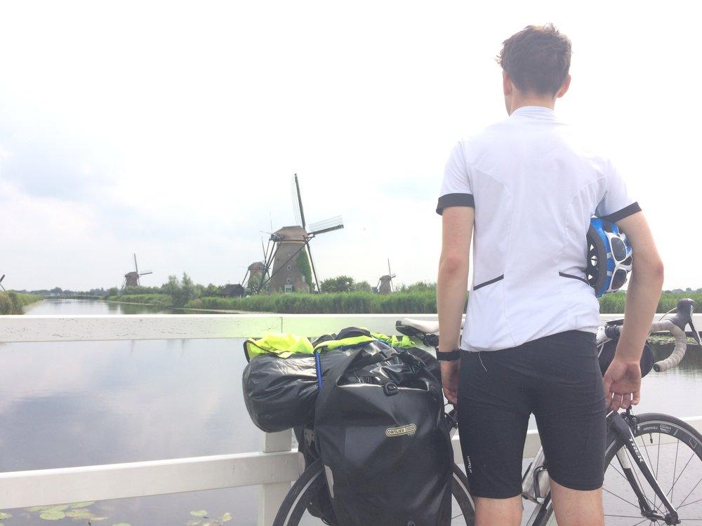 Kinderjik, Netherlands, London to Amsterdam 2016