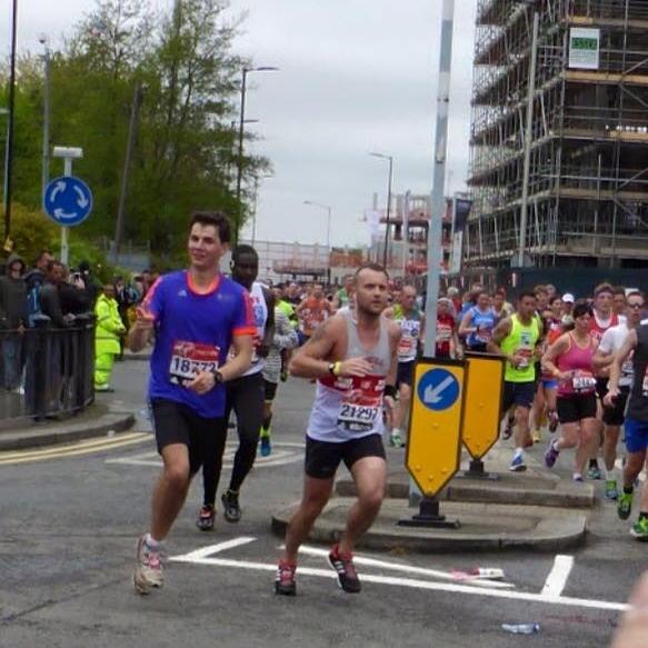 3.40.58 - London Marathon 2015