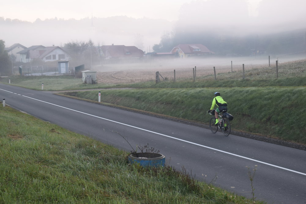A cold start in Slovenia, Day 7
