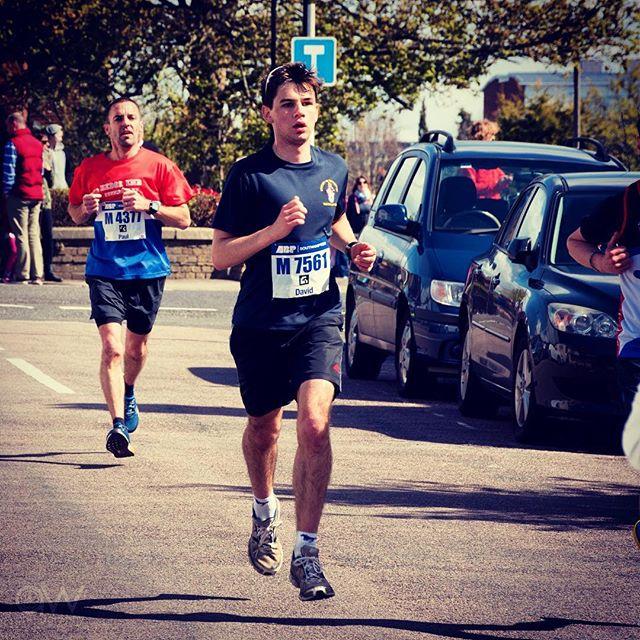Southampton Half-Marathon, a massive PB!