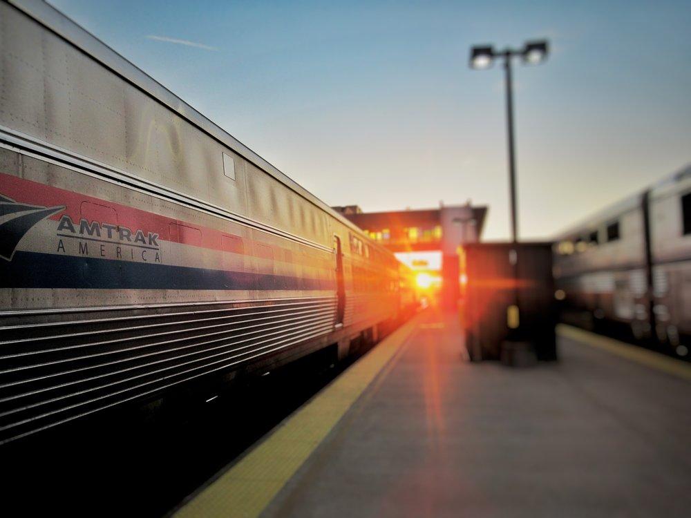Texas Eagle Train, Austin TX to Springfield IL