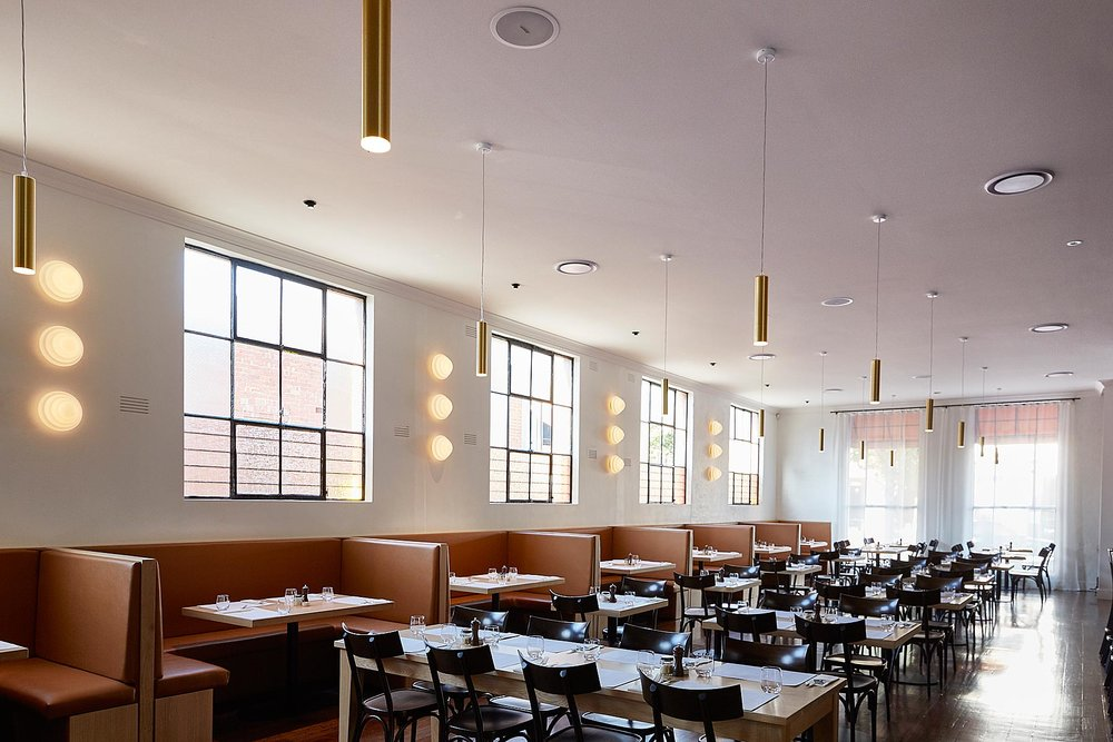 commercial photography cafe brass interiors award winning